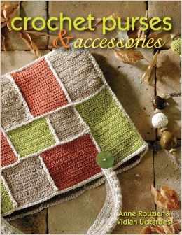 crochet purses book