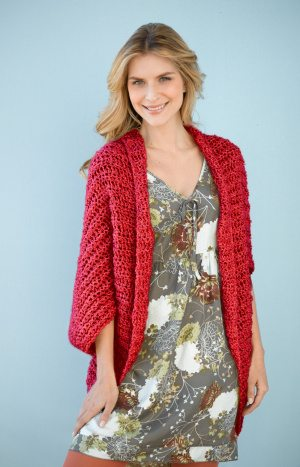 crochet shrug free pattern Link Love for Best Crochet Patterns, Ideas and News
