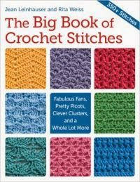 crochet stitches book