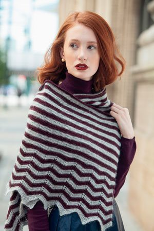 crochet velocity shawl