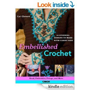 embellished crochet 50+ 2014 Crochet Books to Put On Your Amazon Wishlist Today