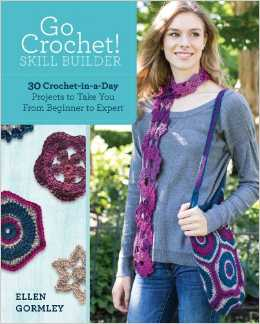 go crochet book