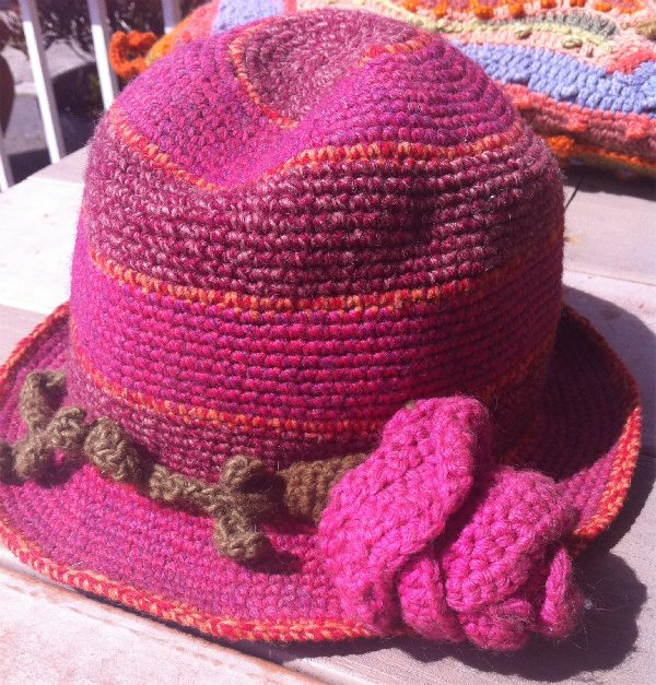 hard crochet hat susan morrow