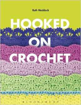 hooked on crochet maddock book
