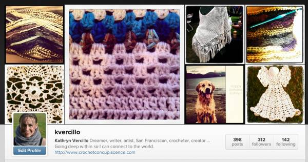 Post image for Crochet Instagrammed