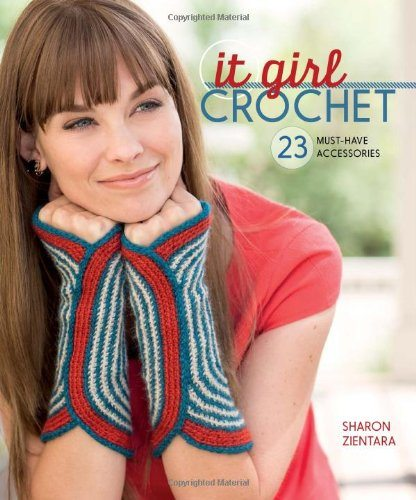 it girl crochet book