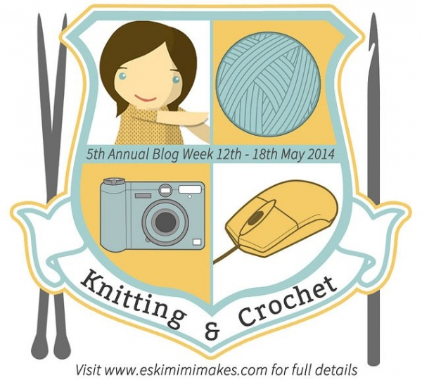 knitting and crochet blog week 600x540 Crochet Blog Roundup: May in Review