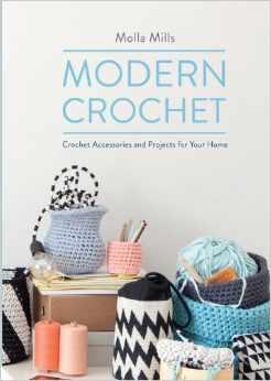 modern crochet book