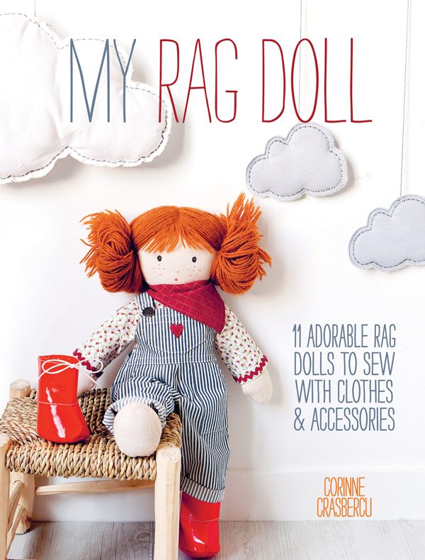 rag doll craft book