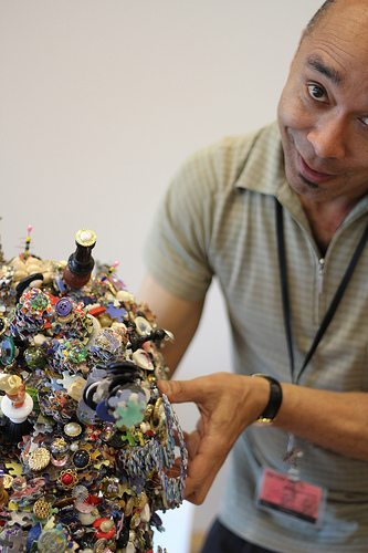 ramekon arwisters San Francisco Bay Area Crochet Artist Ramekon O'Arwisters