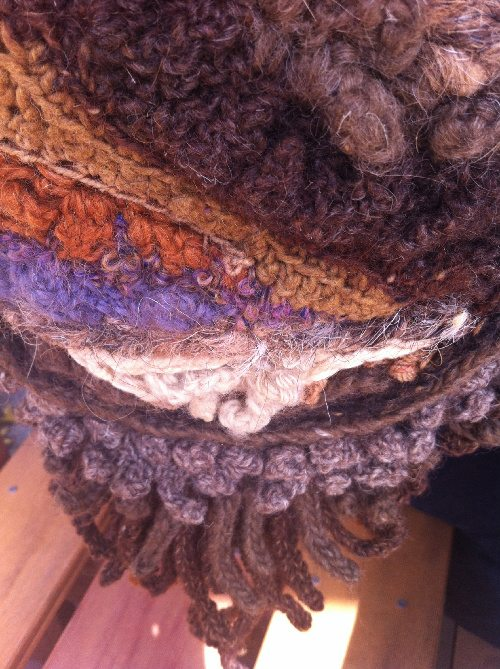 susan morrow crochet art detail