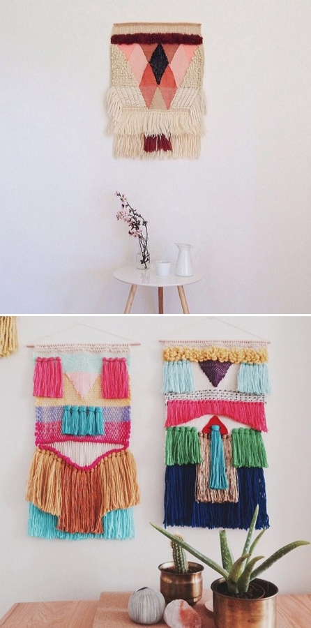 tapestry yarn art