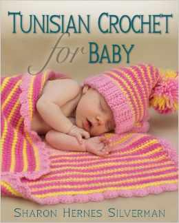 tunisian crochet baby