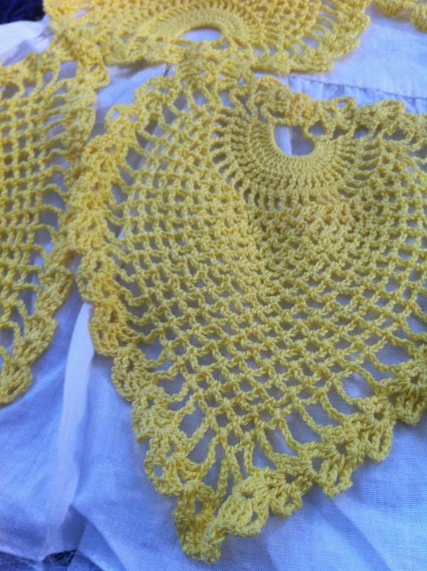 thrifted crochet