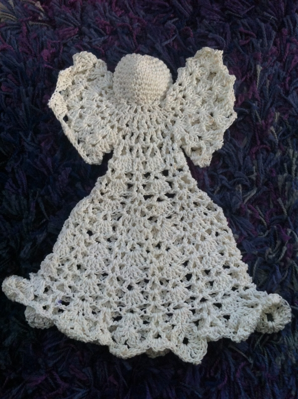 Crochet Angel : crochet angel