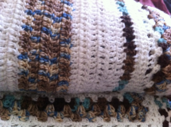 large granny blanket