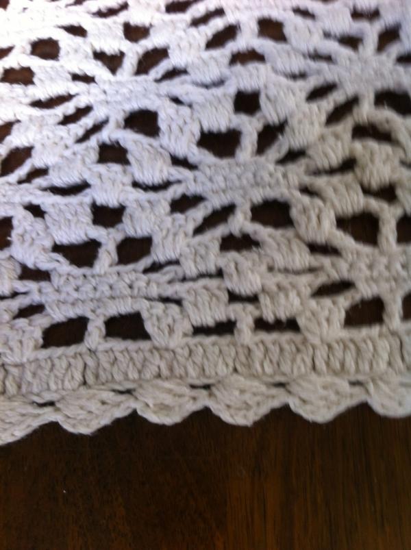 garnet hill crochet blanket