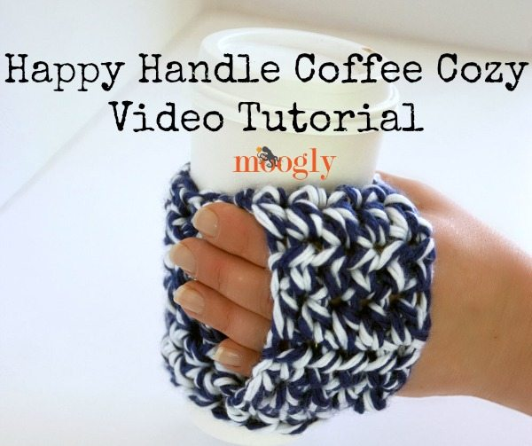 coffee cozy crochet pattern Link Love for Best Crochet Patterns, Ideas and News