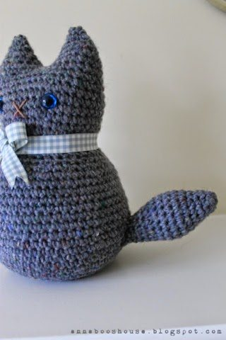 crochet animal pattern