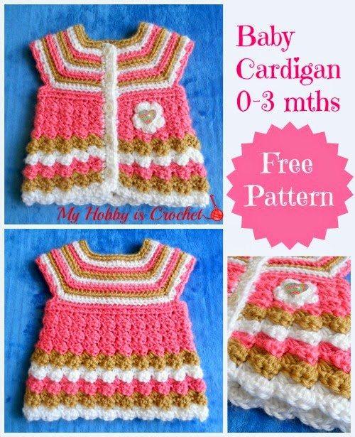 crochet baby pattern