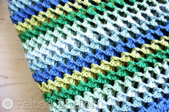 Crochet Patterns Throws : free crochet baby blanket patterns