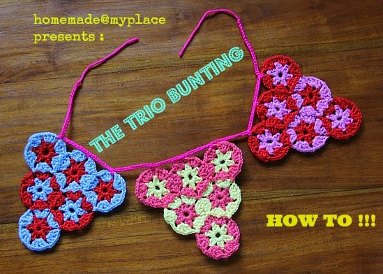 crochet bunting Link Love for Best Crochet Patterns, Ideas and News