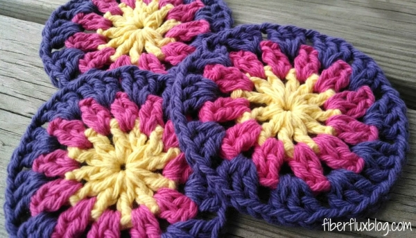 crochet coasters pattern 600x343 Link Love for Best Crochet Patterns, Ideas and News