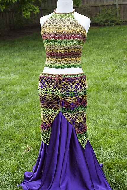 crochet costume pattern