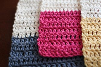crochet dishcloth pattern Link Love for Best Crochet Patterns, Ideas and News