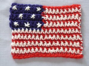 crochet flag pattern Link Love for Best Crochet Patterns, Ideas and News