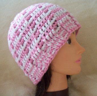 free crochet adult hat pattern