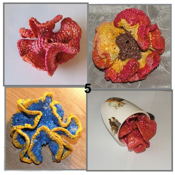 crochet plarn scrubbie Link Love for Best Crochet Patterns, Ideas and News