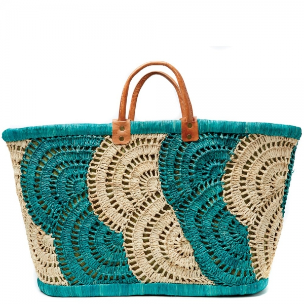 crochet purse 600x600 Fair Trade Crochet: Mar y Sol