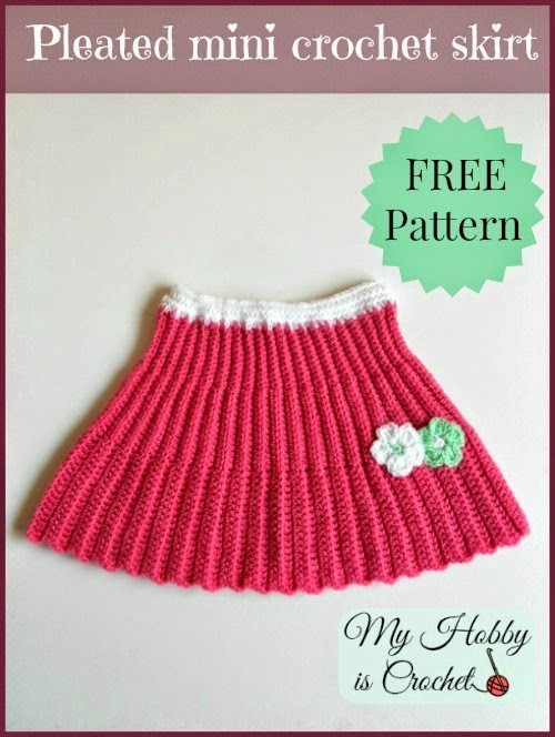 crochet skirt pattern Link Love for Best Crochet Patterns, Ideas and News