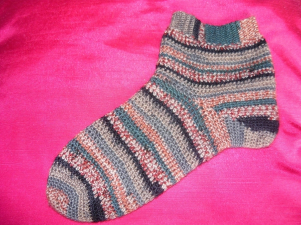 crochet socks pattern 600x450 Link Love for Best Crochet Patterns, Ideas and News
