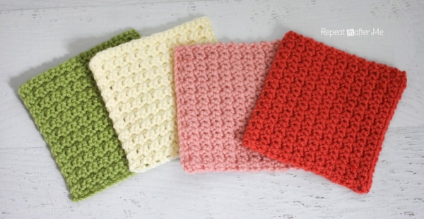 crochet square pattern 600x310 Link Love for Best Crochet Patterns, Ideas and News