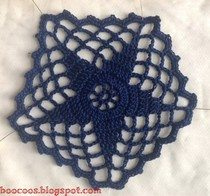 crochet star motif Link Love for Best Crochet Patterns, Ideas and News