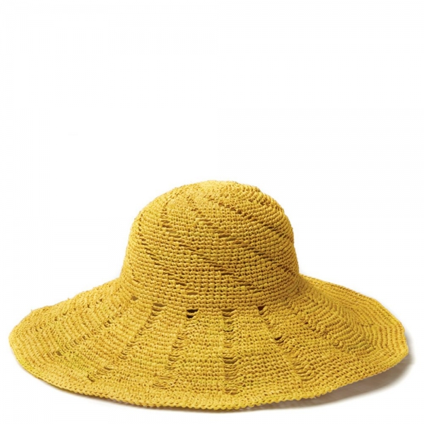 crochet sun hat 600x600 Fair Trade Crochet: Mar y Sol