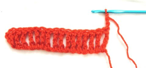 double treble crochet