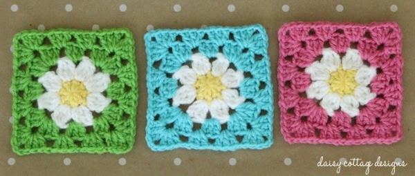 flower crochet pattern