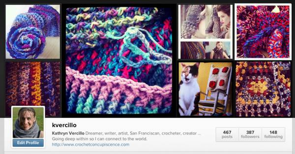 instagram crochet1 Get Your Instagram Crochet Featured Here