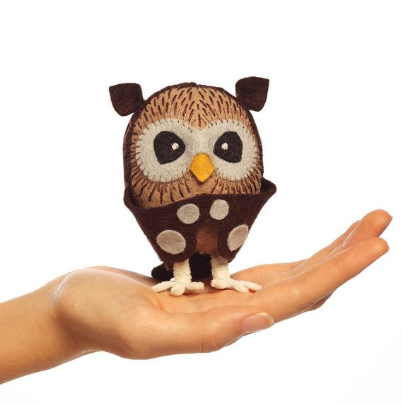 owl stitch kit
