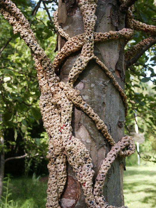 plarn crochet art