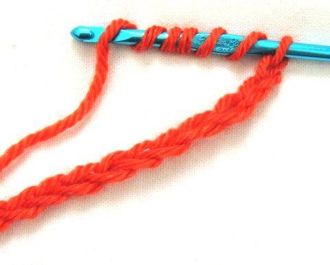 quintuple treble crochet