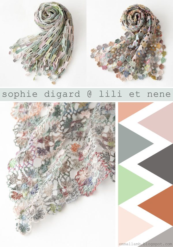 sophie digard crochet Link Love for Best Crochet Patterns, Ideas and News
