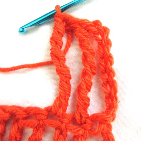 ... crochet then you can do any basic crochet stitch the double crochet