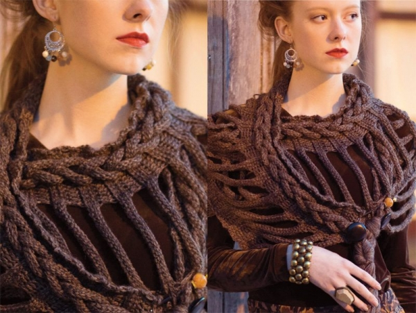 vogue crochet high fashion