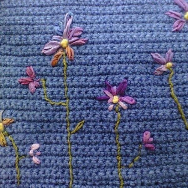 bethshananne crochet cardigan