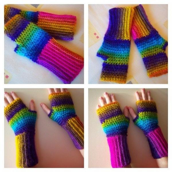 bethshananne crochet gloves