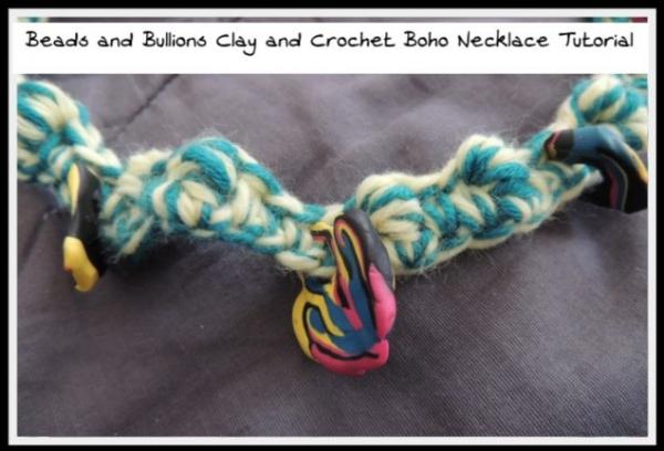 crochet clay tutorial